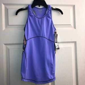 NWT! DeSoto Femme cycling athletic tank Size M